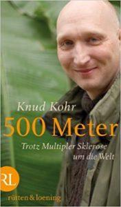 500 Meter trotz Multipler Sklerose um die Welt